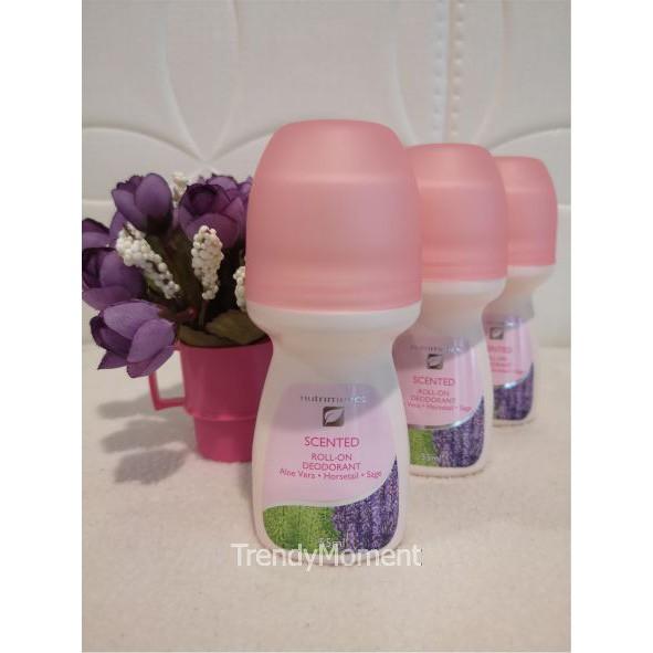 Tupperware Nutrimetics Scented Roll-On Deodorant (1)