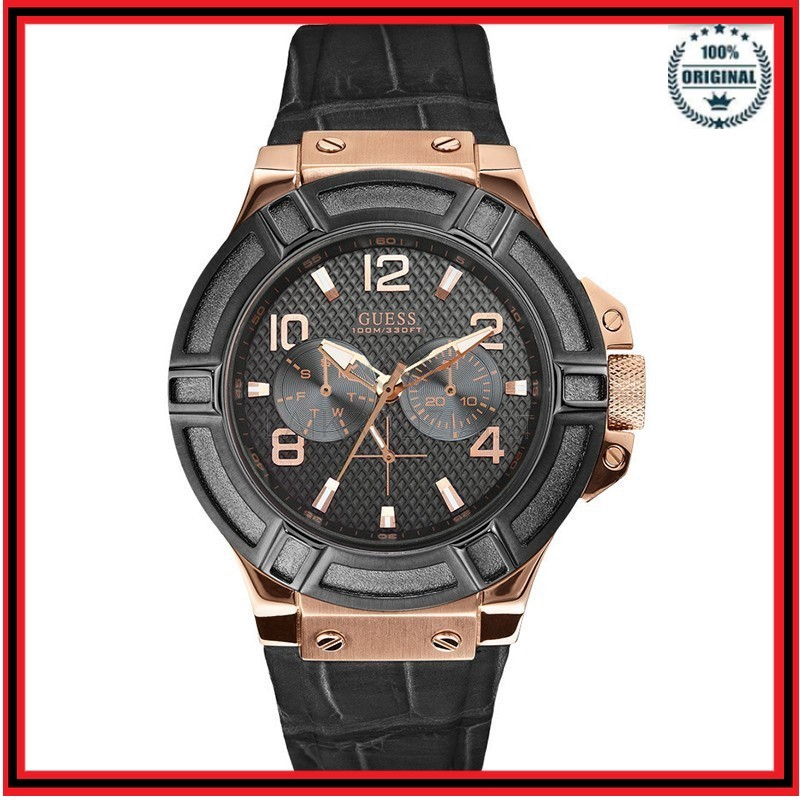 Pre Order Cheaper Special For Shoe Guess Leather Watch