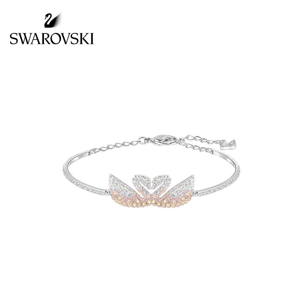 Swarovski Iconic Swan Fashion Grant Bracelet Jewelry