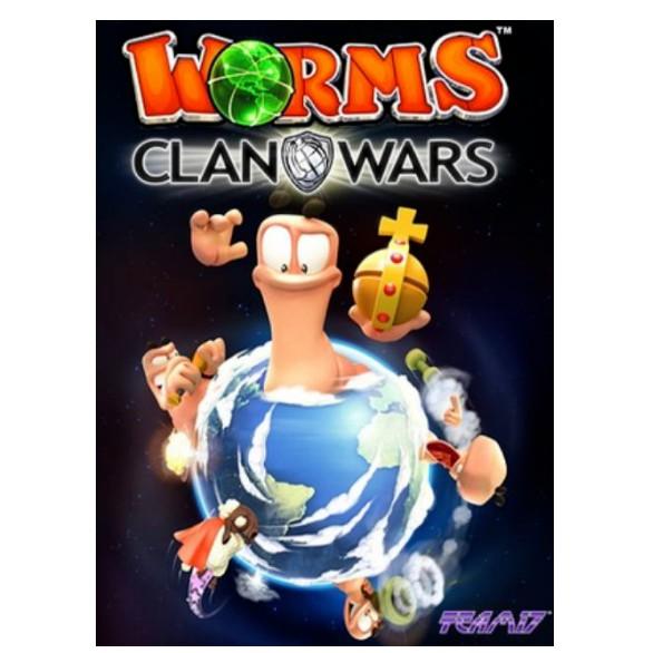 WORMS CLAN WARS [PC DIGITAL DOWNLOAD]