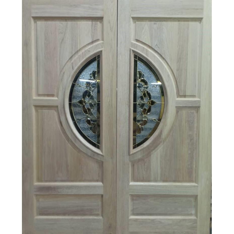 Rrg4l Merpauh Wooden Door Pintu Kayu