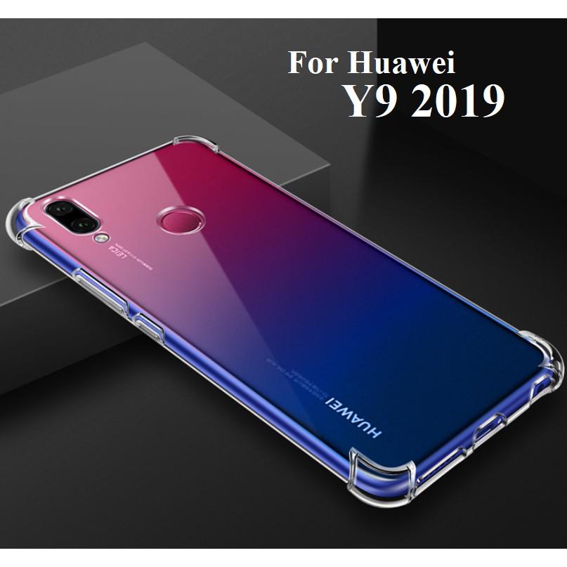 Huawei Y9 2019 Watermark Logo