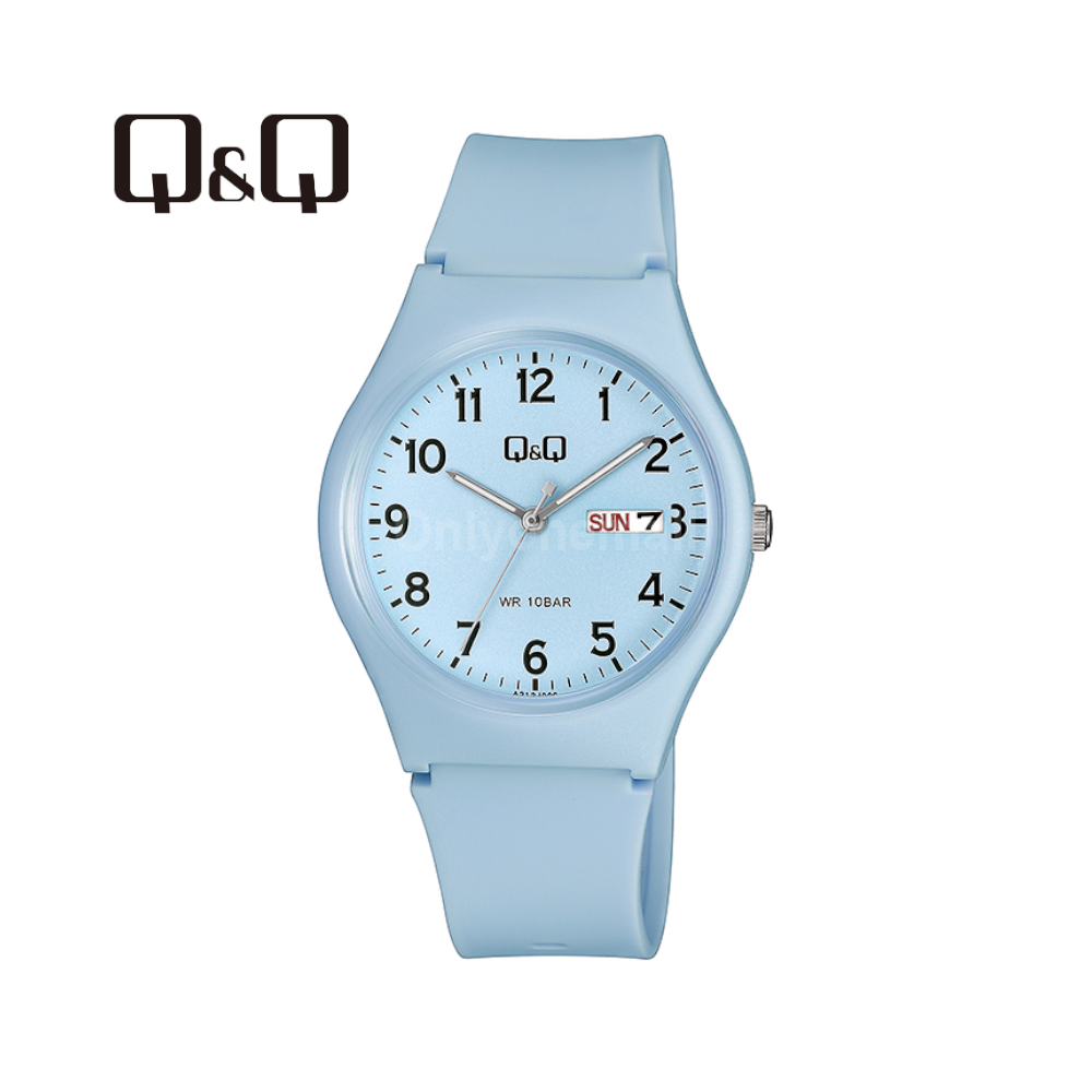 Q&Q A212J006Y 38mm Casual Analogue Watch