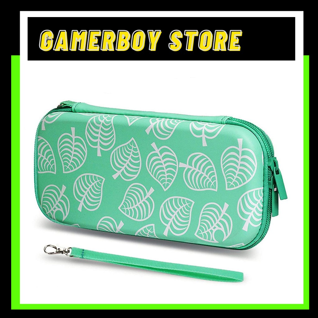 NINTENDO SWITCH CARRYING CASE - ANIMAL CROSSING EDITION