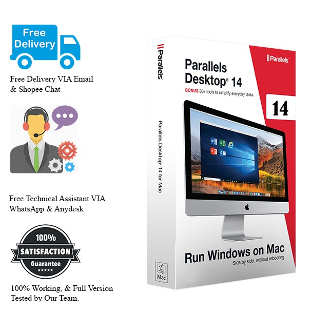 Parallels Desktop Business Edition 14 2019 For Mac Full Version