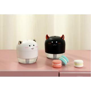 230ml Creative Angel USB Air Humidifier Desktop Desk Ambient Light Mist Sprayer