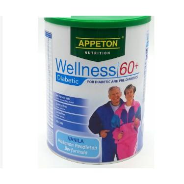 Appeton Wellness 60+ Diabetics 900g