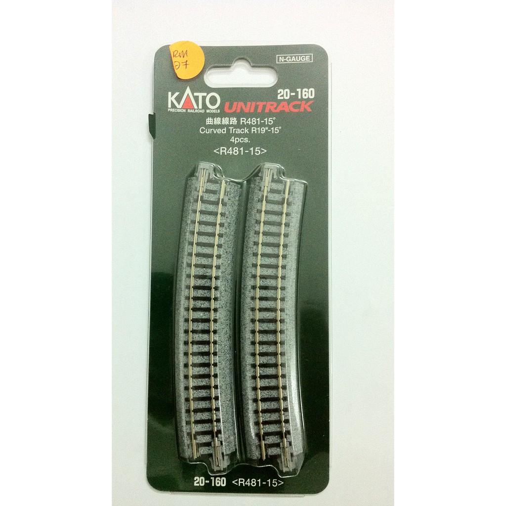 Kato Precision Railroad Models Shopee Malaysia Track Wiring