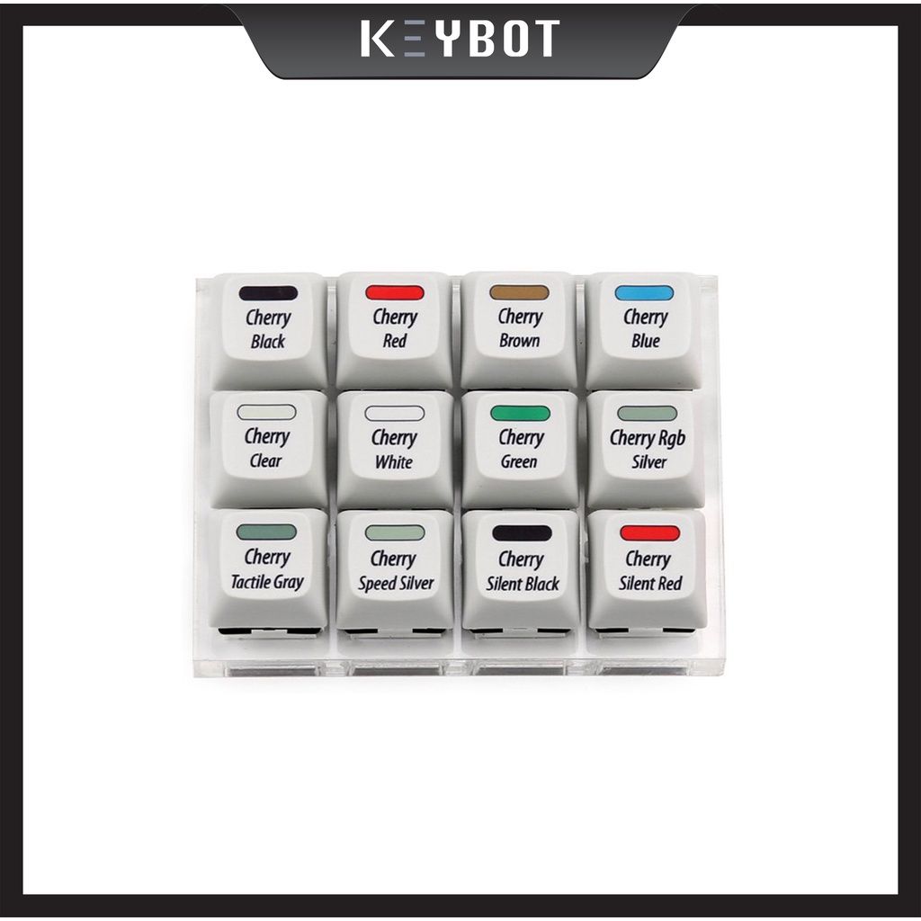Cherry 12 switches tester