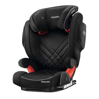 Recaro: Monza Nova II Seatfix Booster Car Seat