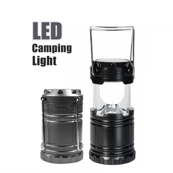 Bright Lightweight  LED Camping Lantern Outdoor Portable Lights
