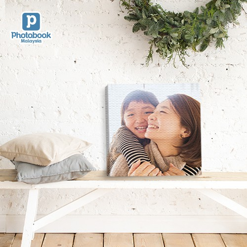 "Photobook Malaysia Canvas Prints by (12"" x 12"")"