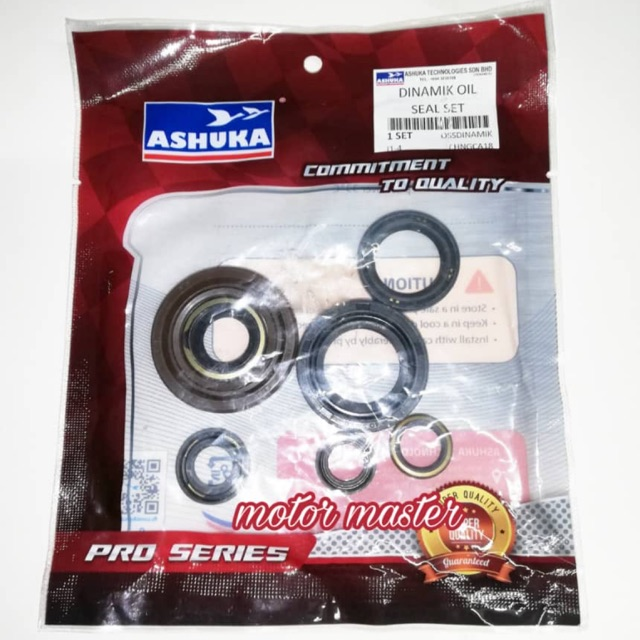 Oil Seal Set Dinamik