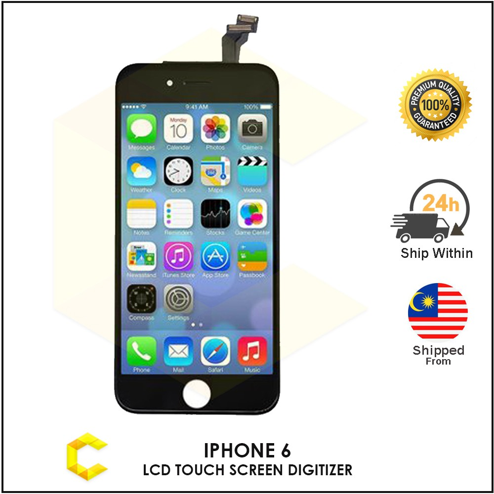 CellCare IPHONE 6 LCD Touch Screen Digitizer