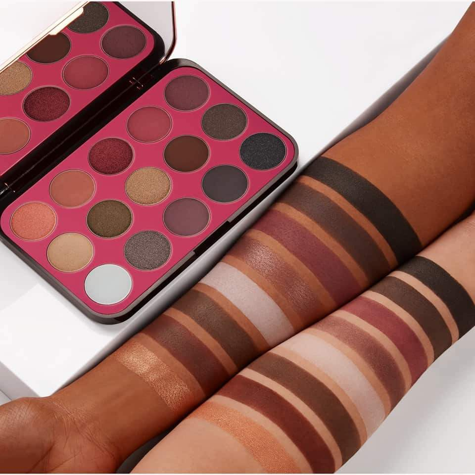 Bh Cosmetics Glam Reflection 15 Color Shadow Palette L Amour