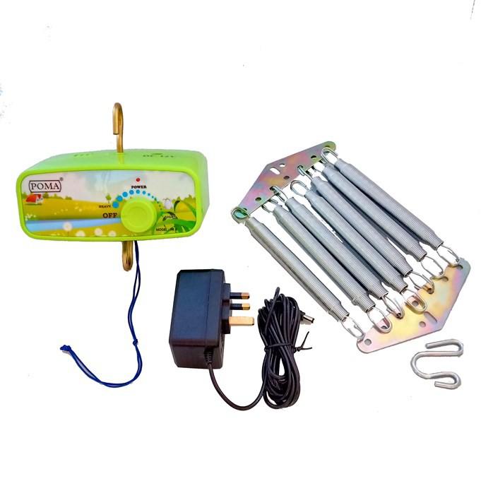 N/ANAY-IV: Original Baby Cradle / Motor buaian bayi Elektrik