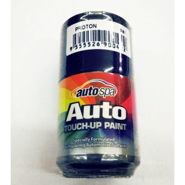 Auto Touch Up Paint >> Perodua Autospa Touch Up Paint