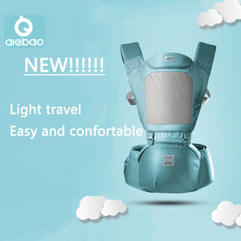 Baby Carrier Multifunctional Baby Hip Seat Carrier Breathable Ajustable Carrier dady use good quallity holder