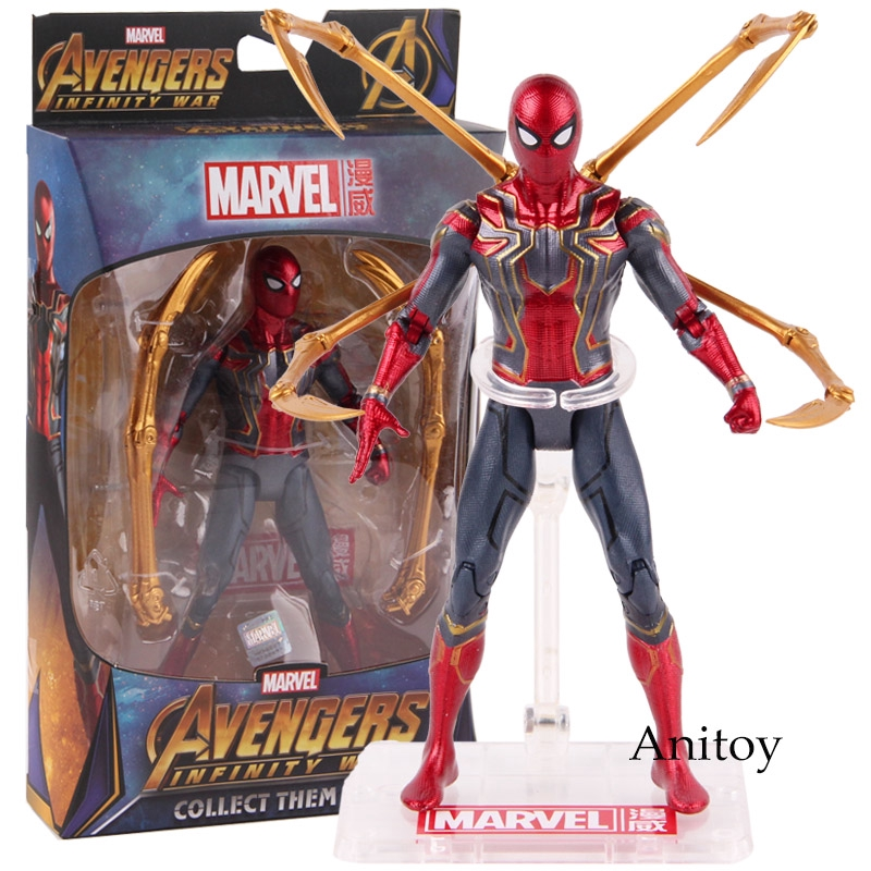 Avengers Infinity War Thanos Action Figure Toys 30cm Classic Villain New PVC