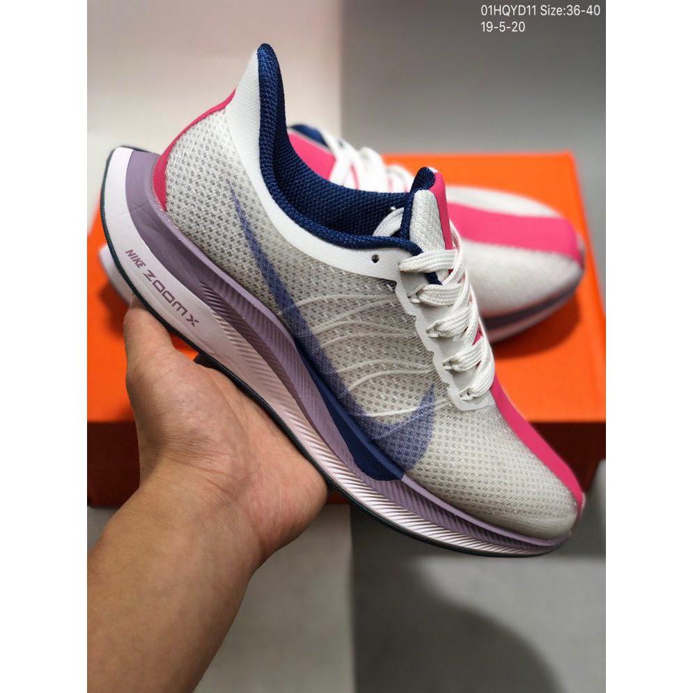 Nike Air Zoom Pegasus 35 Turbo 2.0 Nike ZoomX with Nike React running shoe