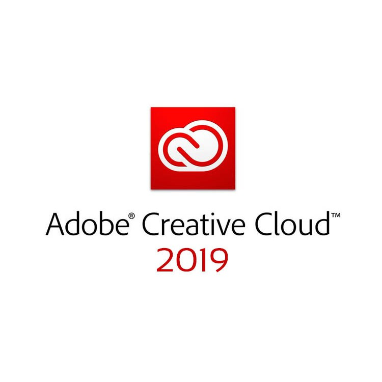 Adobe Creative Cloud 2019/2018 Full Set Master Collection [Window  64-Bits/MacOS]