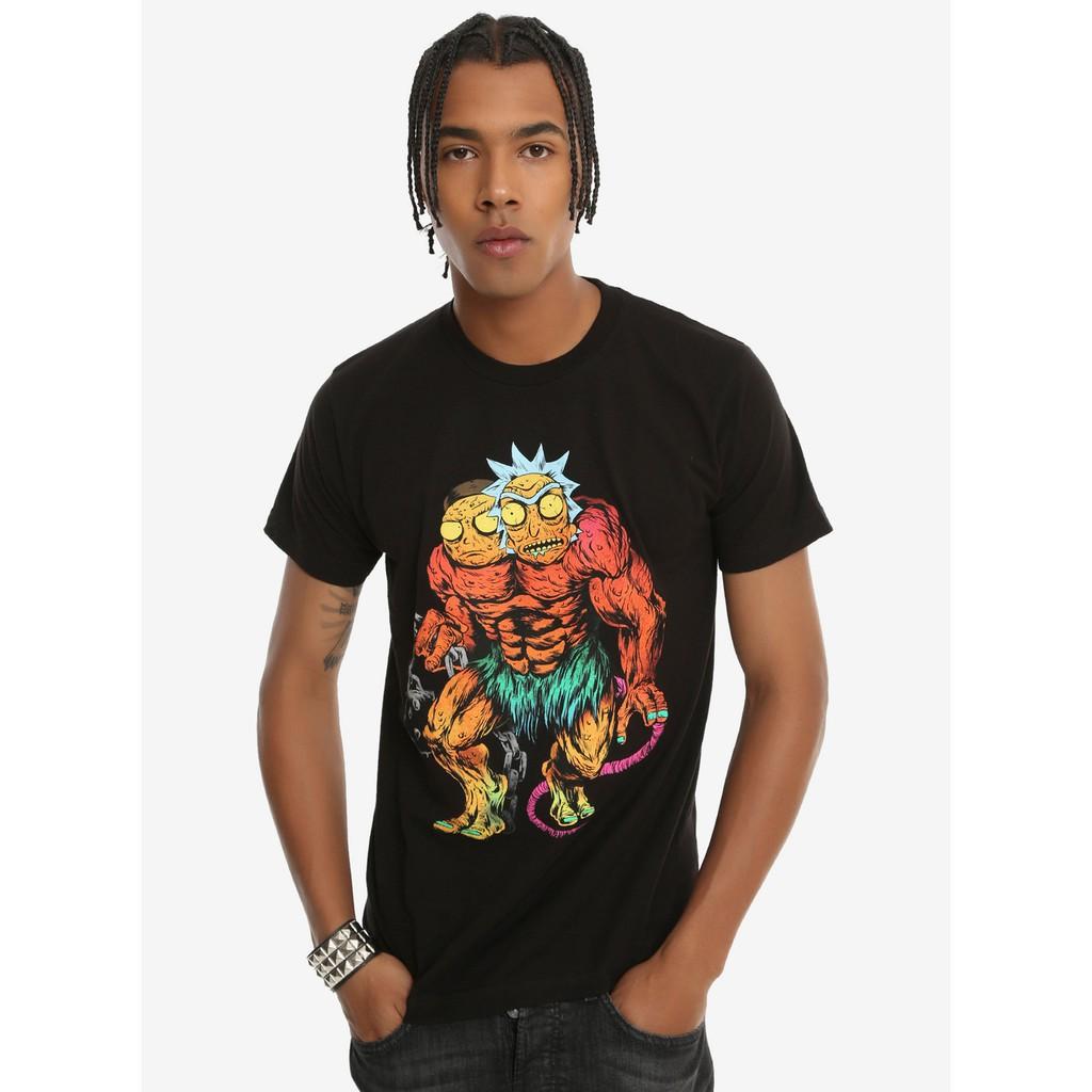 Promo Harga Ter Baju Banana Panjang 2018 Cek Nya Termurah Ba 200b 2pin Kabel Xh254 20cm Man T Shirt Hipster Rick And Morty Design Adult Short Shirts
