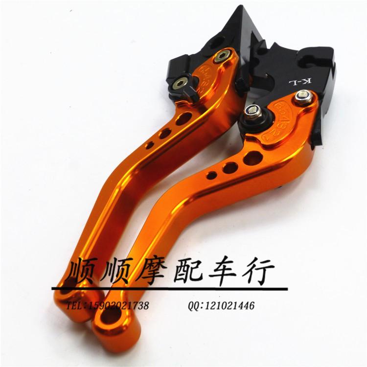 Motorbike Accessories 1 25mm Universal Front Motorcycle Hydraulic Brake Clutch Master Cylinder Reservoir Pump Levers for Yamaha Suzuki Honda Color : Black