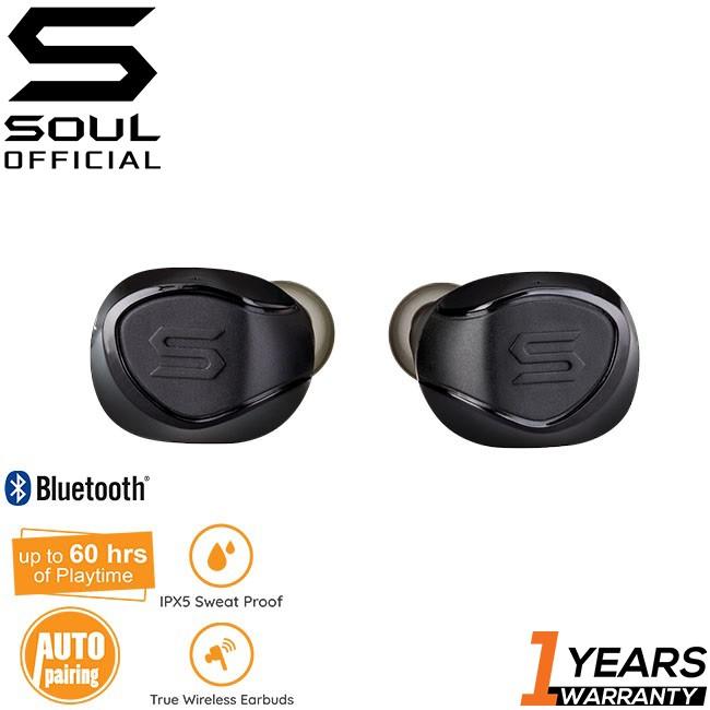 Soul X-Shock Absolutely True Wireless Earphones