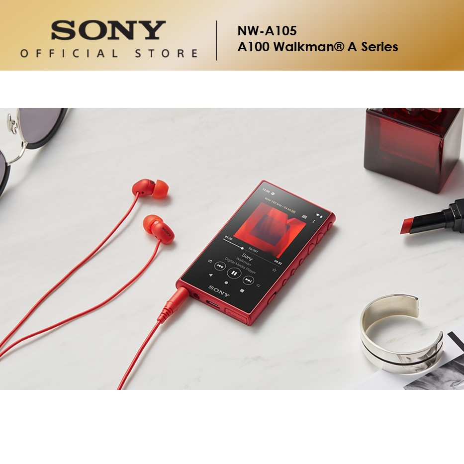 Sony NW-A105 A100 Walkman® A Series