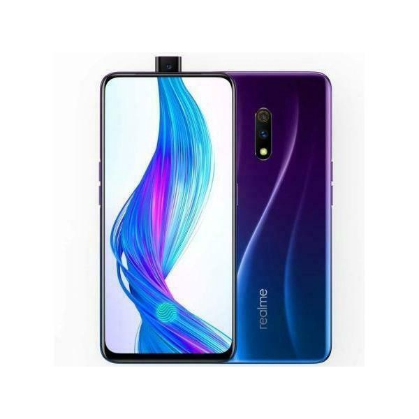 Realme X 128GB Rom Mobile Phone Elevating Camera Android 9 Smartphone