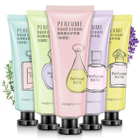 【Ready Stock】Perfume Hand Cream Moisturizing 香水护手霜补水保湿