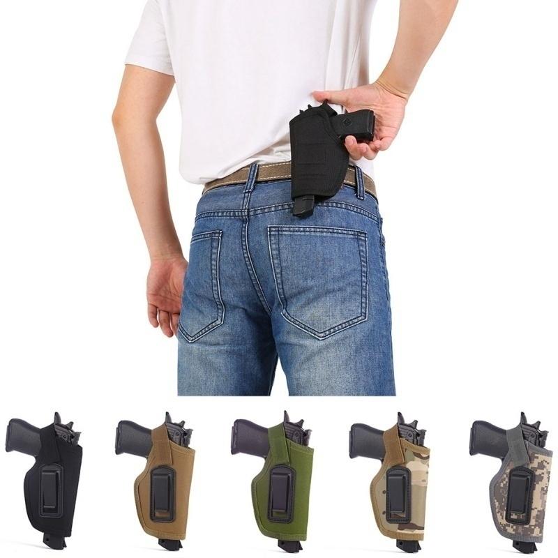 EDCTactical Pistol Hand Gun Holster Magazine Holder Waist Pouch Bag Oxford cloth