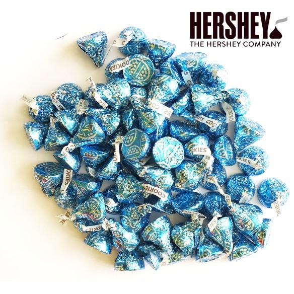 [2PCS] Hersheys Kisses Cookies N Creme [2PCS]