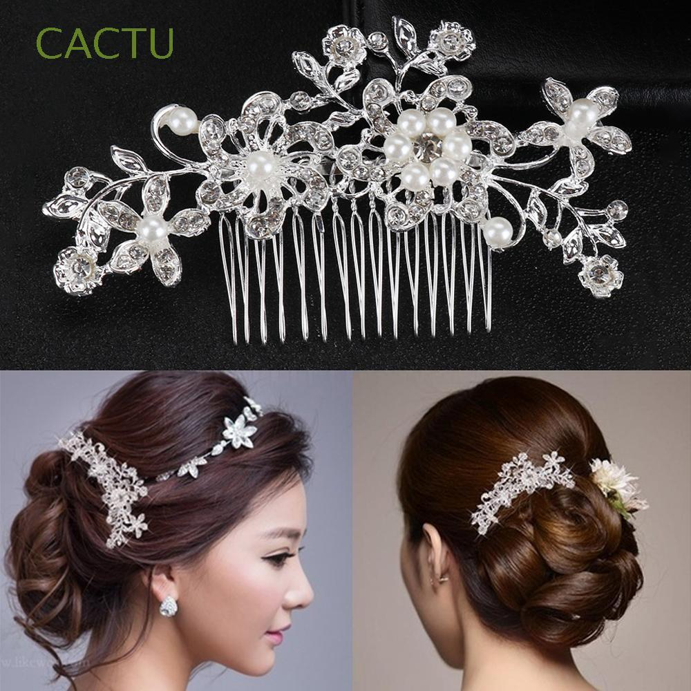 jewelry hair accessories flower leaf hair ornaments
