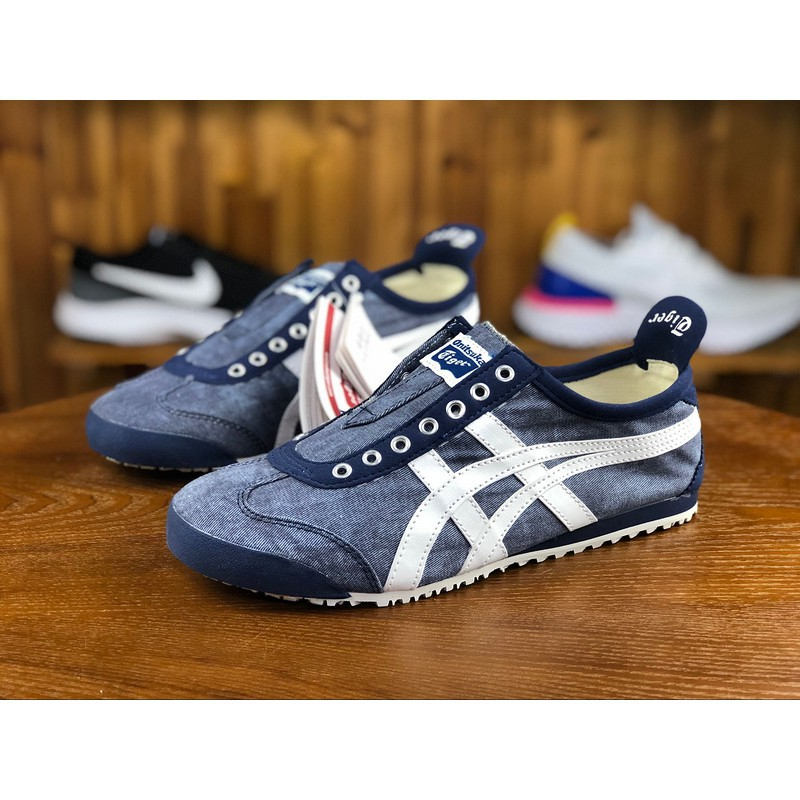 finest selection 8b643 aaa9d original asics Onitsuka Tiger MEXICO 66 unisex running shoes