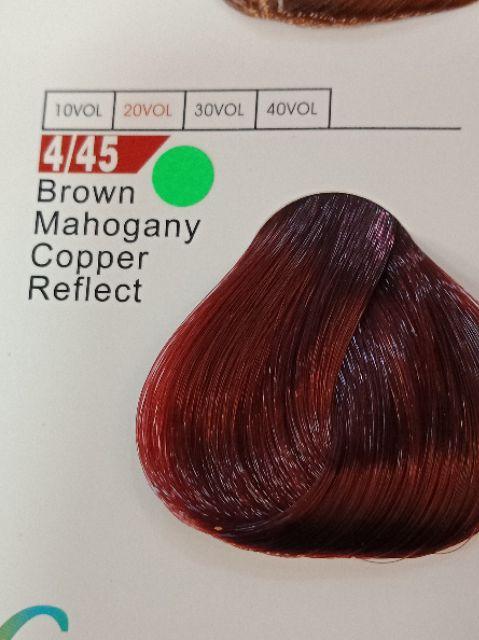 Fabaole color dye cream 100ml foc peroxide cream 100ml