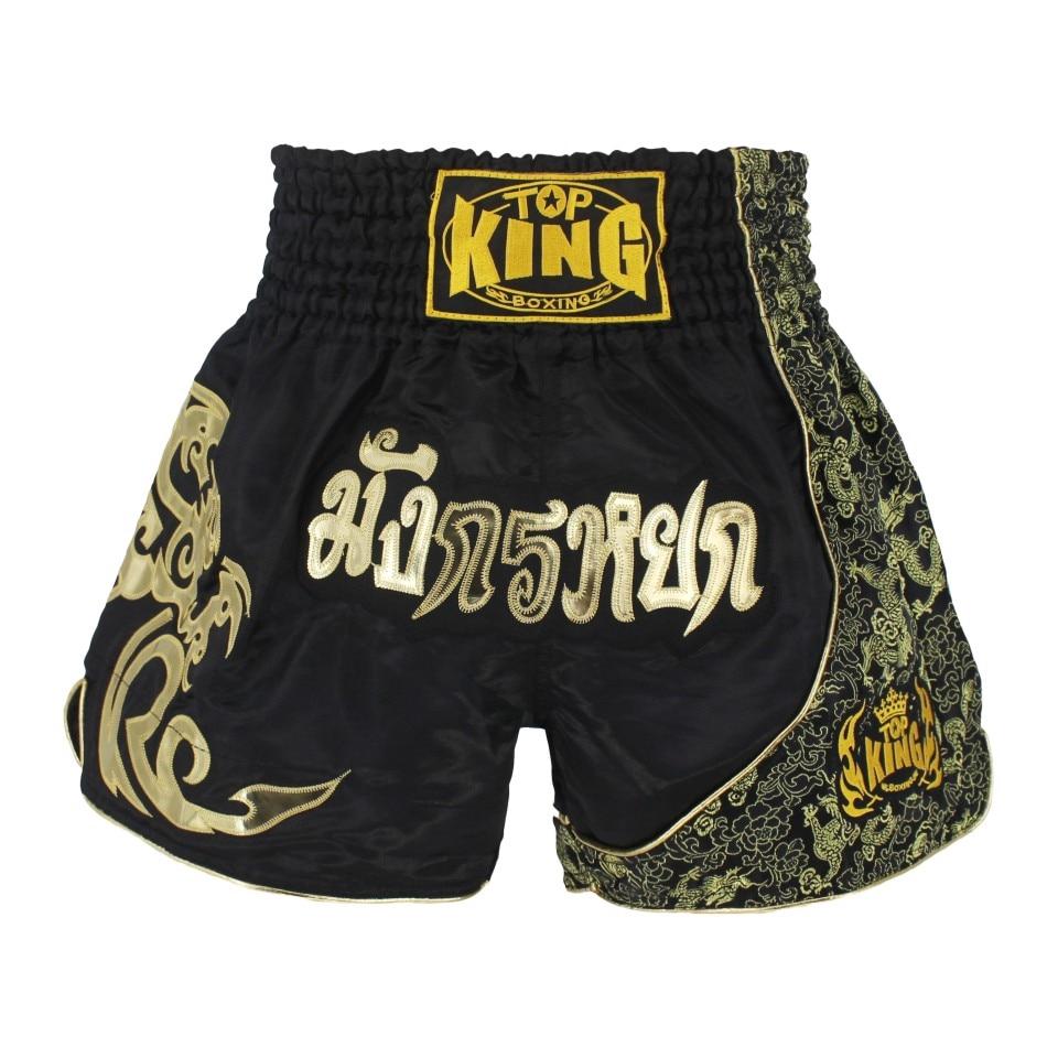 MMA Training Short Muay Thai Boxing Shorts Fighting Boxer Short Muay Thai Trunks