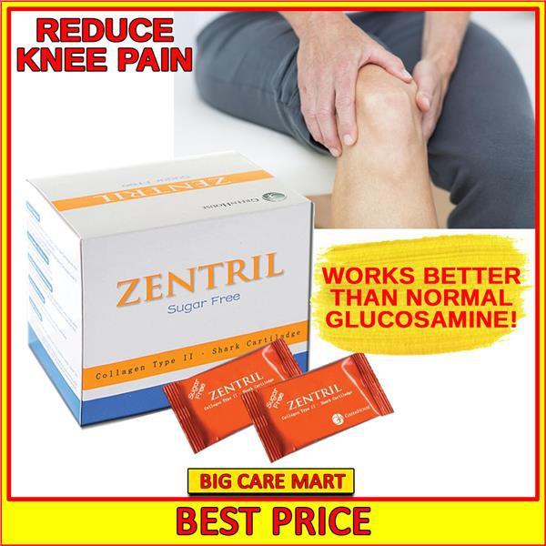 Zentril Collagen Type 2 Shark Cartilage Joint Care Powder 30sX2box