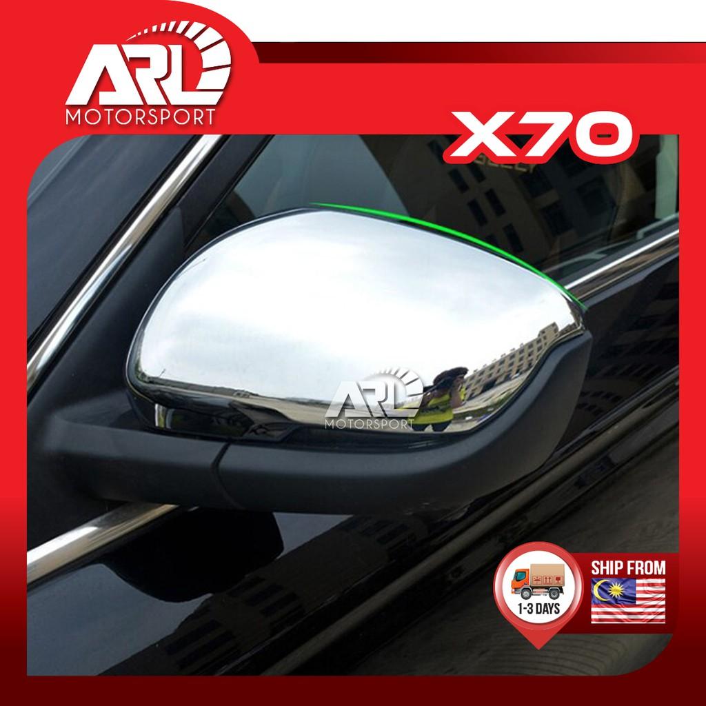 Proton X70 (2018-2020) Side Mirror Cover Chrome Car Auto Acccessories ARL Motorsport