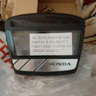Ex5 Cover Meter Panel Motorsikal Honda Shopee Malaysia