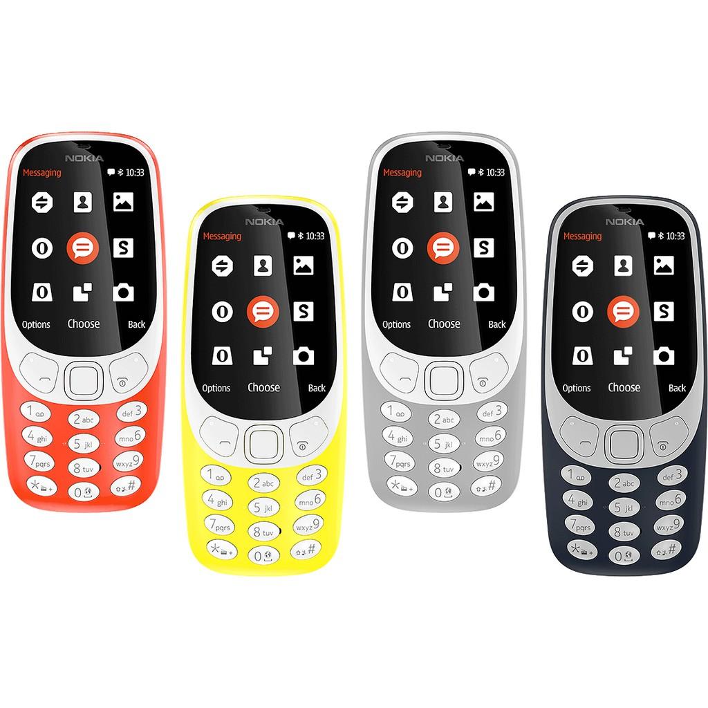 [READY STOCK] Nokia 3310 Latest model 2017