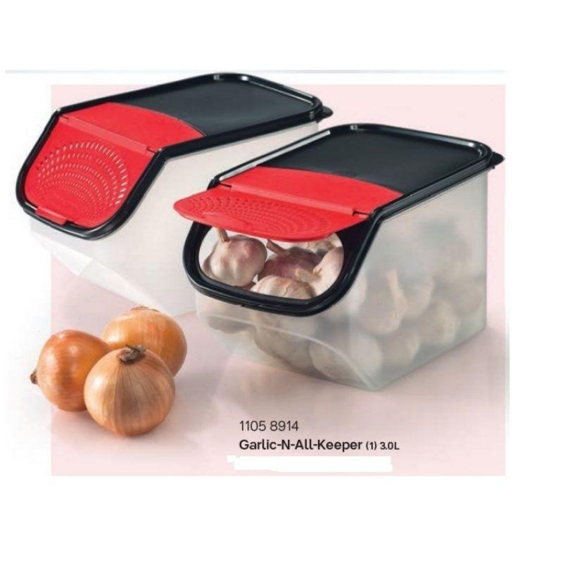 Garlic Keeper & All By Tupperware - [ 3 - 5Liter Capacity ]