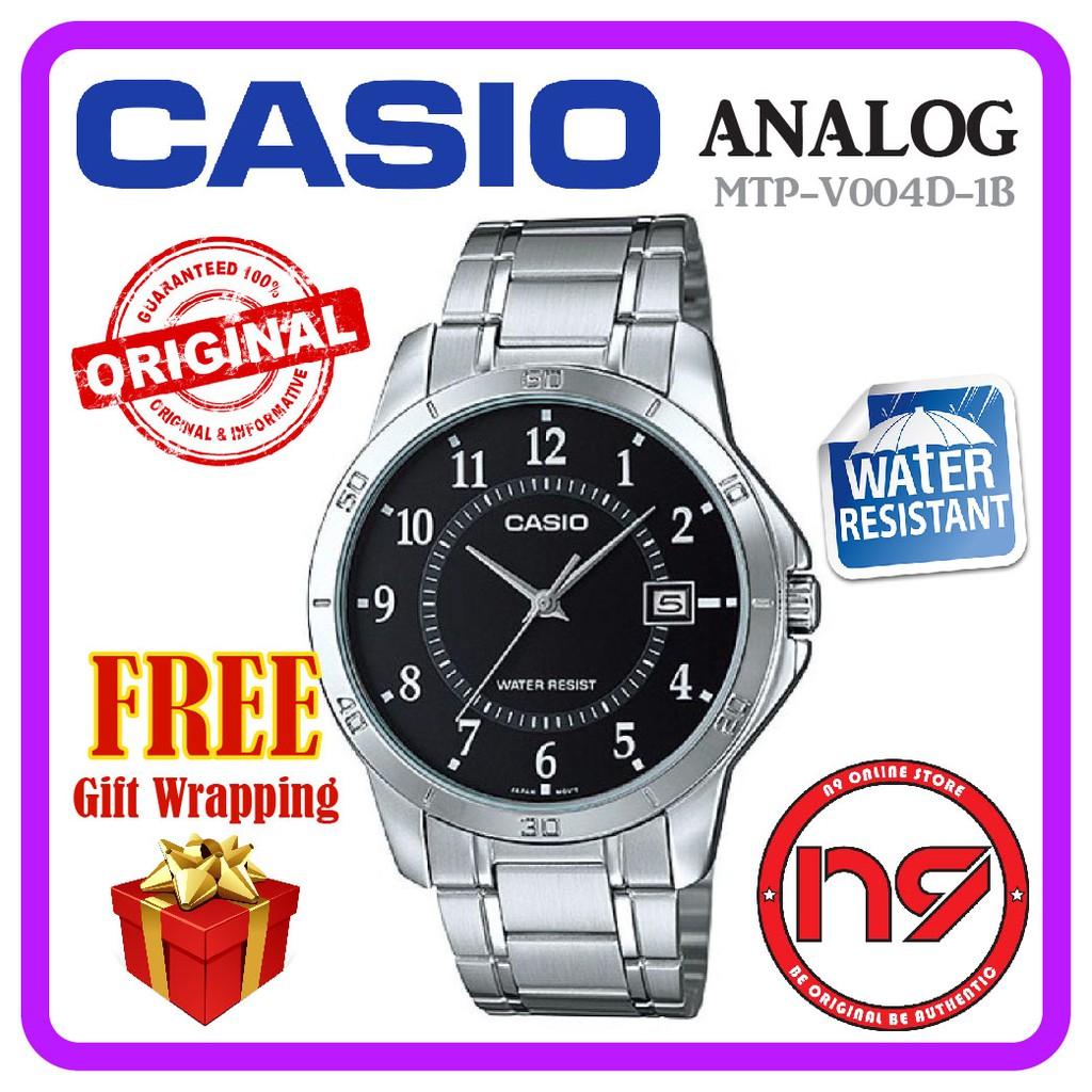 Casio Ae 1000w 1bv Youth Stopwatch Digital Black Dial Mens Watch Jam Tangan 1b Original Shopee Malaysia
