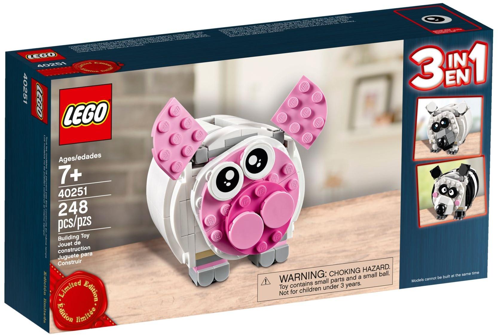 LEGO Creator 40251 Mini Piggy Bank