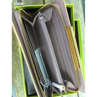 5cef33875 ... TED BAKER-Darrah Crosshatch Textured Bar Zip Pink Matinee Purse. like  0
