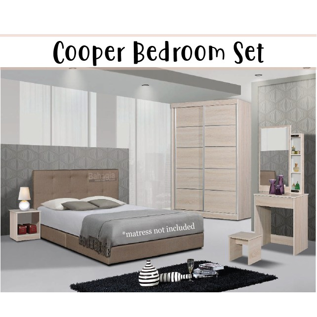 Bedroom Set Klang