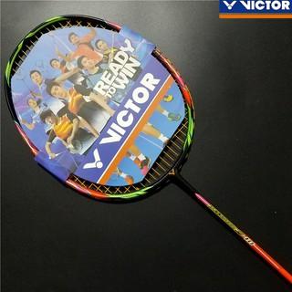 Original Victor JETSPEED S10 Badminton Racket Full Carbon ...