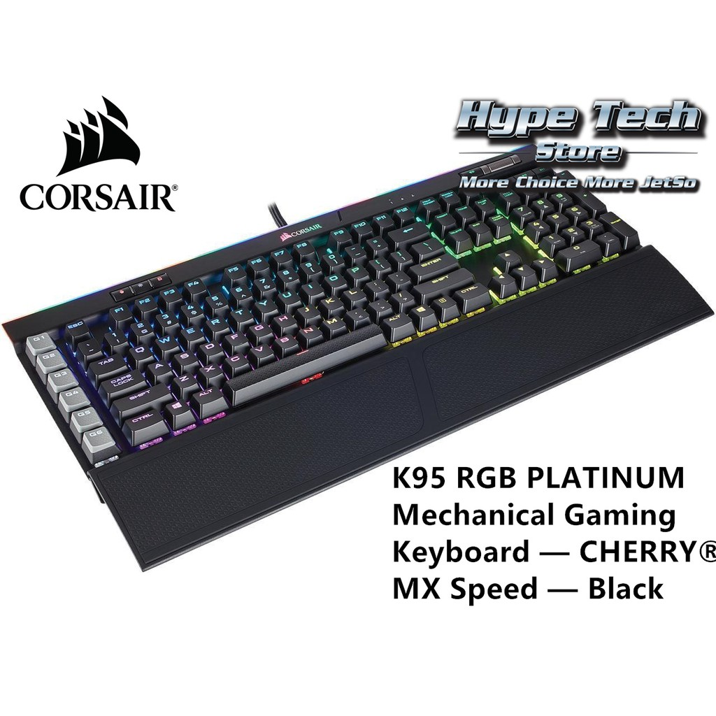 Corsair Keyboard Computer Accessories Online Shopping Sales And K66 Mechanical Cherry Mx Red Black Color Promotions Sept 2018 Shopee Malaysia