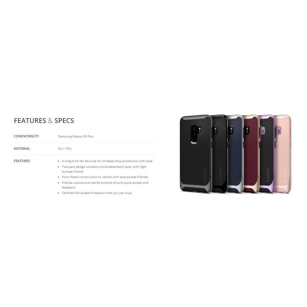 SAMSUNG GALAXY S9 Plus ORIGINAL SPIGEN Neo Hybrid CASE