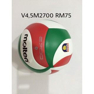 BOLA VOLLY - MOLTEN V5M 5000 ORIGINAL ART# V5M 5000 . Source · like: